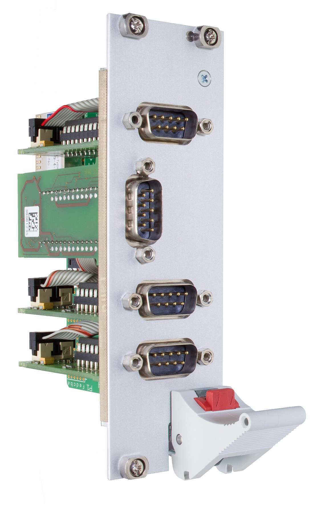 Ekf Compactpci Products Cu7 Rs485 Isolated Rs 485 Rear I O Module 2 Wire Wiring Diagram 1 3 4