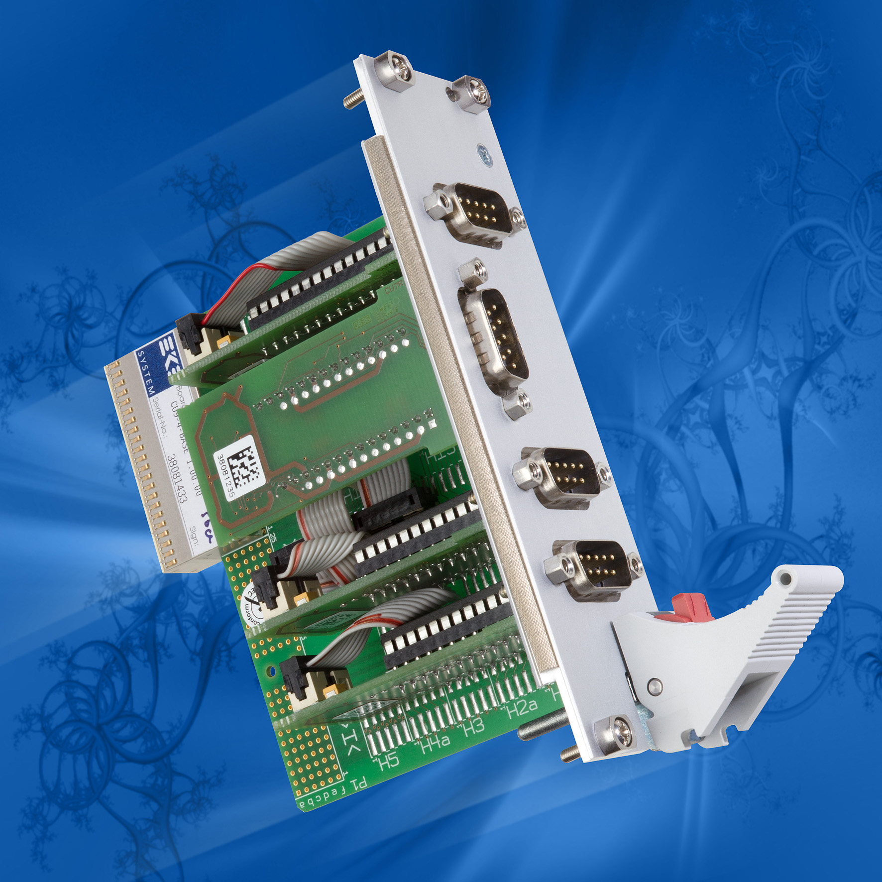Ekf Compactpci Products Cu4 Soprano Quad Serial Interface English Ieee 1284 A Parallel Port Connector Pinout Schematic Diagram Rear I O Assembly Cu9 4 Base