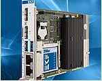 CompactPCI® PlusIO • Low Power CPU Card • Intel® Atom™ E39xx Apollo Lake SoC