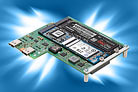 S40-NVME • Low Profile Mezzanine Storage Module (click opens big size photo in separate window or tab)