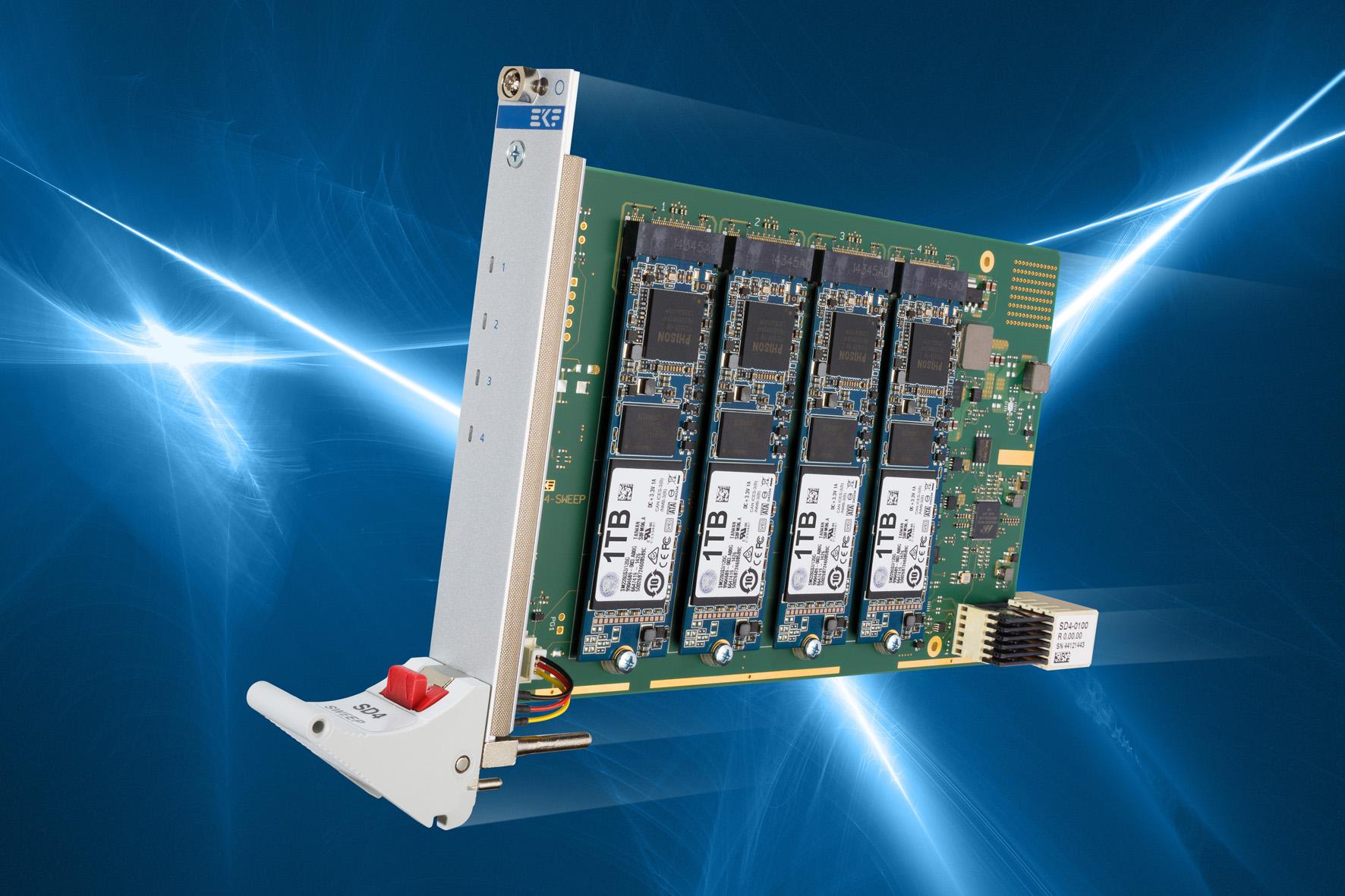EKF CompactPCI  ...M.2 In Pcie Slot