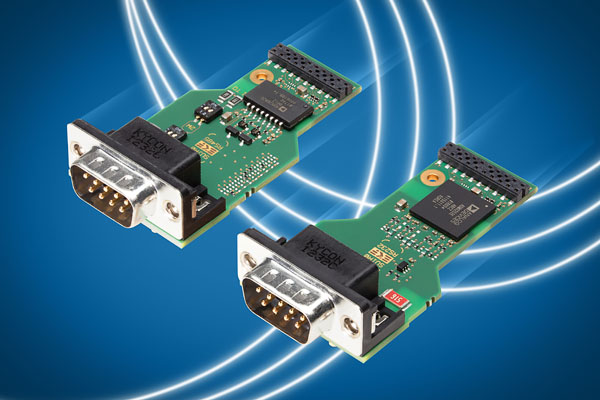 SUI/SUJ • Isolated RS-232/RS-485 Transceiver Modules • D-Sub Connector