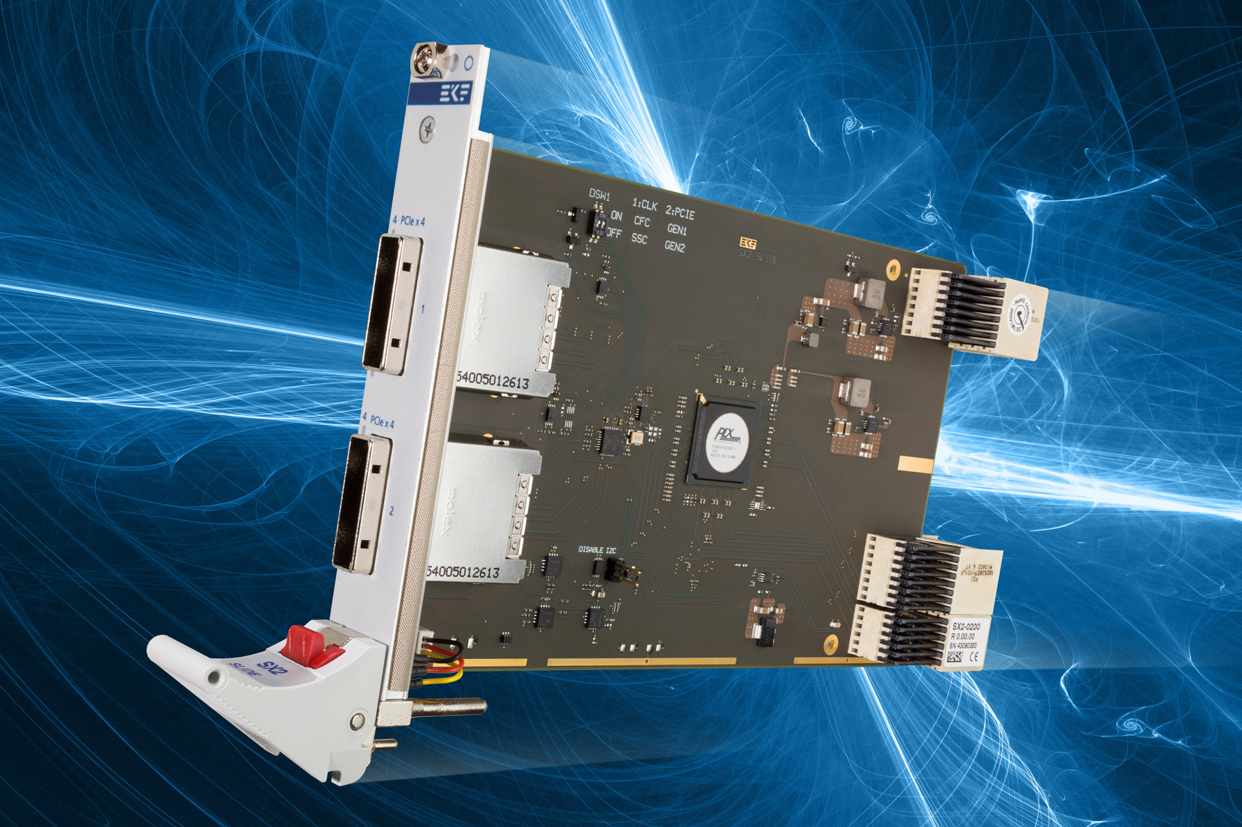 Ekf Compactpci Serial Products Sx2 Slide Pci Express External Connector Pinout For Compact Peripheral Component Interconnect 1